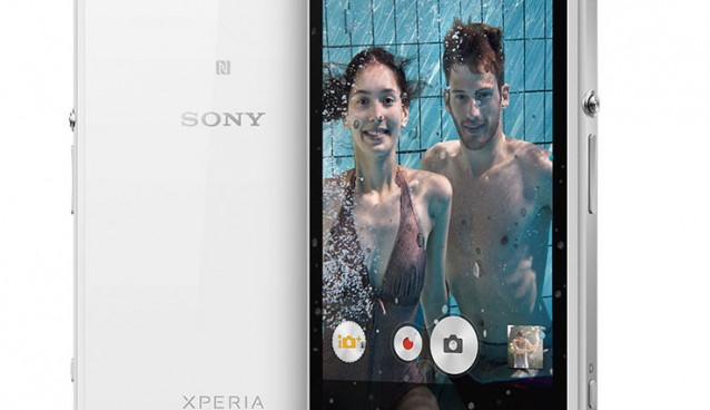 Akkudeckel Backcover für Sony Xperia Z1 Compact selber wechseln