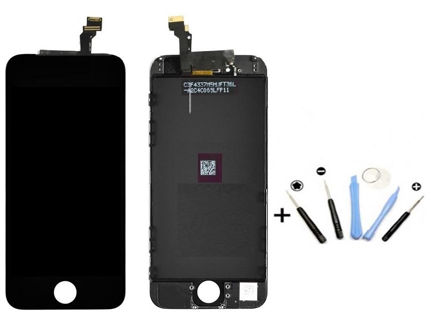 Original LCD Display Fur IPhone 6 Schwarz