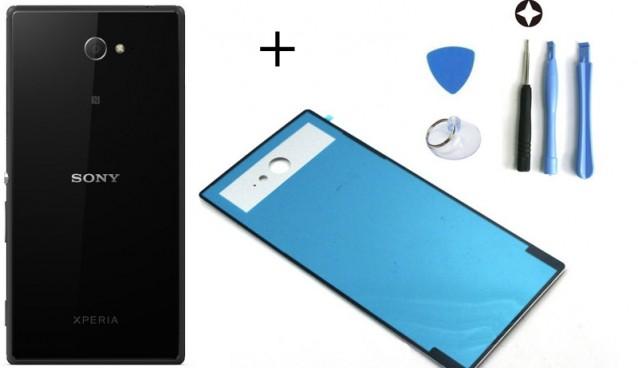 Akkudeckel wechseln beim Sony Xperia M2