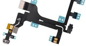Ein / Aus Laut/Leise Stumm Flex Reparaturanleitung für iPhone 5C