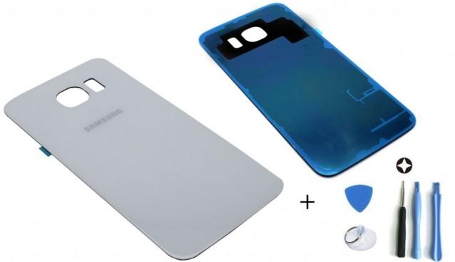 Backcover Akkudeckel für Samsung Galaxy S6 wechseln